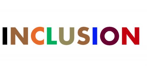 Inclusion coloured